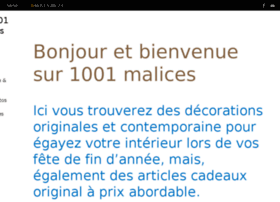 1001malices.be thumbnail