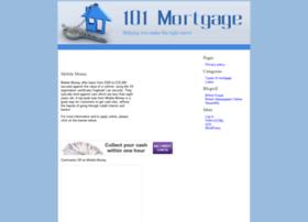 101mortgage.co.uk thumbnail