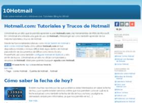 10hotmail.com thumbnail