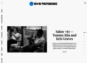 10x10photobooks.org thumbnail