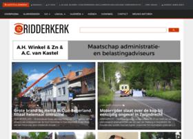 112ridderkerk.nl thumbnail