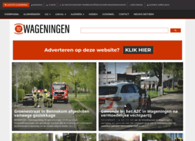 112wageningen.nl thumbnail