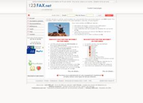 123-fax.net thumbnail