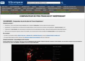 123comparer.fr thumbnail
