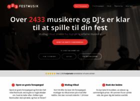 123festmusik.dk thumbnail