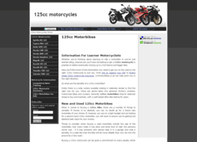 125motorbikes.co.uk thumbnail