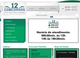 12concursos.com.br thumbnail