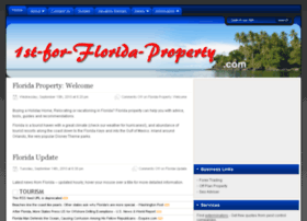 1st-for-florida-property.com thumbnail