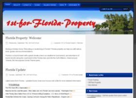 1st-for-florida-property.com thumbnail