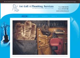 1stcall4plumbing.co.uk thumbnail