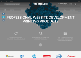 1webmaster.co.uk thumbnail