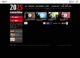 2025exmachina.net thumbnail