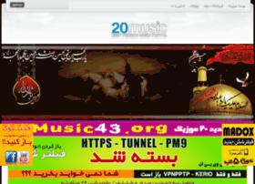20music40.org thumbnail
