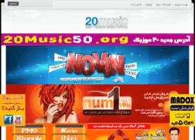 20music44.org thumbnail