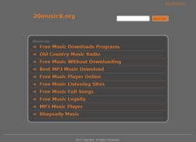 20music8.org thumbnail