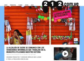 212.com.ve thumbnail
