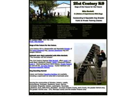 21stcenturyk9.com thumbnail