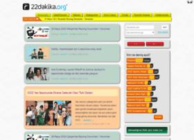22dakika.org thumbnail