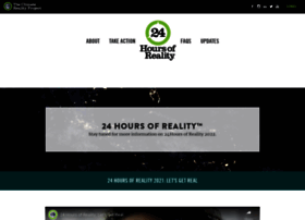 24hoursofreality.org thumbnail