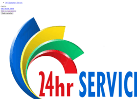 24hrservices.in thumbnail
