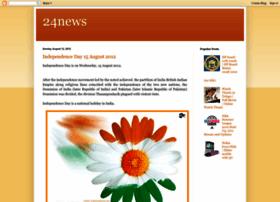 24indnews.blogspot.com thumbnail