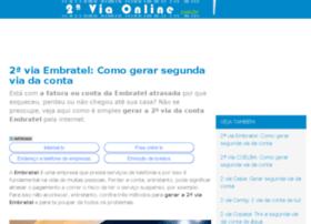 2viaonline.com.br thumbnail