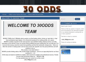 30odds.com thumbnail