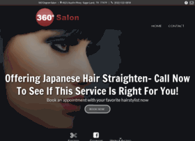 At wi hair salon sugar land for 360 degrees salon