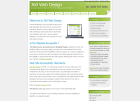 360webdesign.co.uk thumbnail