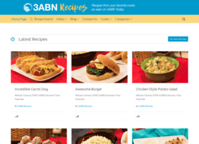 3abnrecipes.org thumbnail