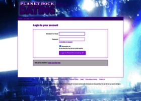 planet rock dating 40 login