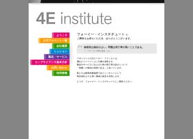 4einstitute.jp thumbnail
