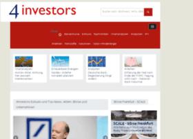 4investors.at thumbnail