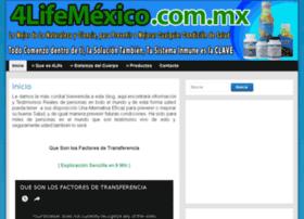 4lifemexico.com.mx thumbnail