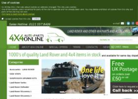 4x4autoparts-online.co.uk thumbnail