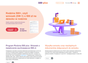 500-plus.pl thumbnail
