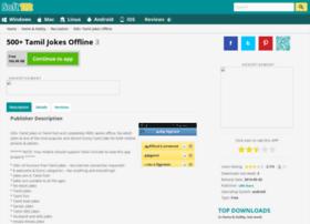 500-tamil-jokes.soft112.com thumbnail