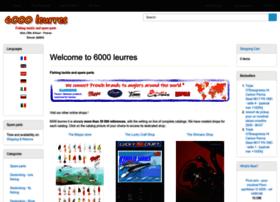 6000leurres.fr thumbnail