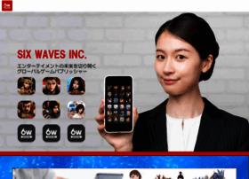 6waves.jp thumbnail
