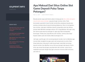6x3print.info thumbnail