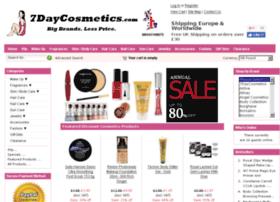 7daycosmetics.com thumbnail