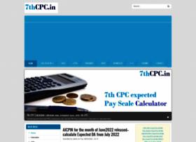 7thcpc in at WI  The Post Mayor Hindi -