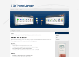 7ztm De At Wi 7 Zip Theme Manager