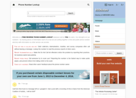 800notes.com thumbnail