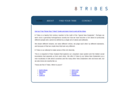 8tribes.co.nz thumbnail