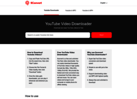 Video2mp3 download free youtube
