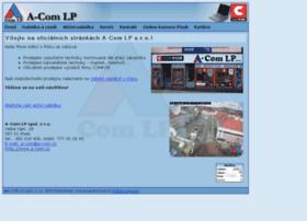 A-com.cz thumbnail