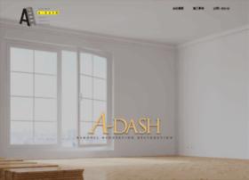 A-dash.jp thumbnail