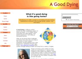 A-good-dying.com thumbnail