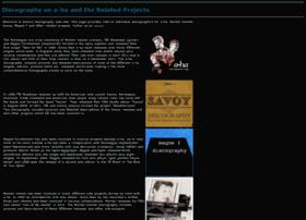 A-hadiscography.com thumbnail